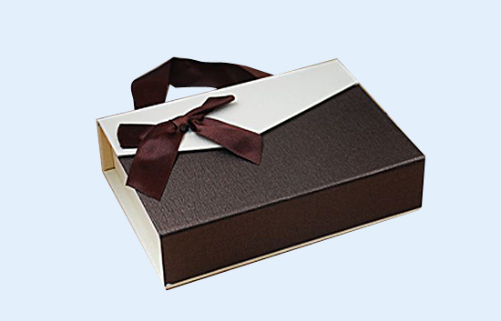 corrugated paper box packaging folding and E-flute papers